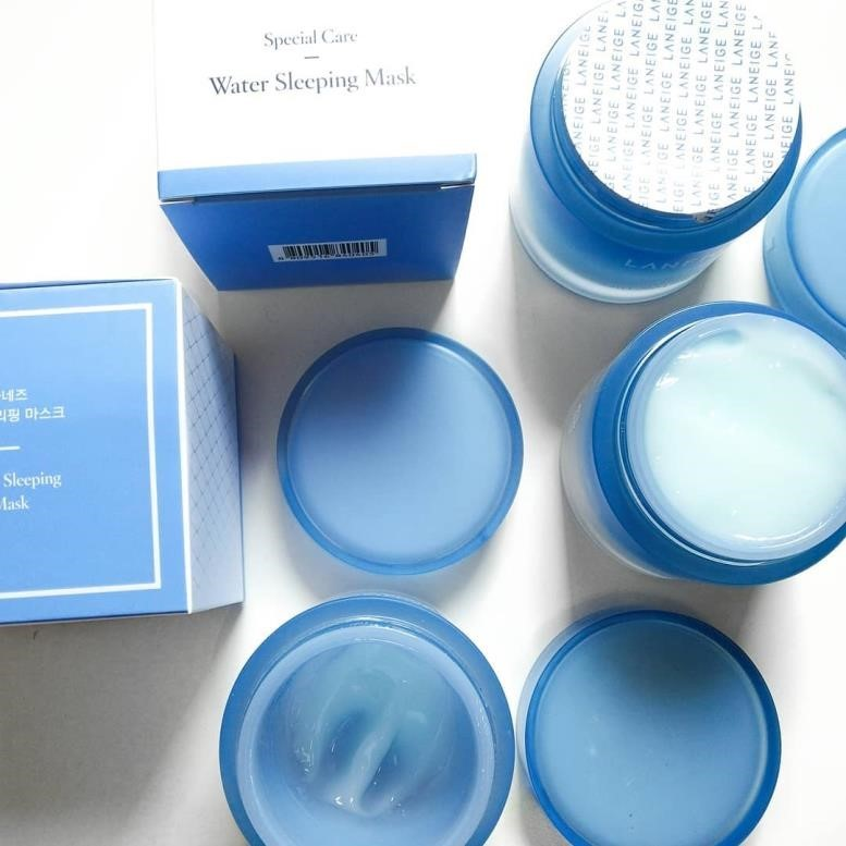 My review on the Laneige water sleeping mask