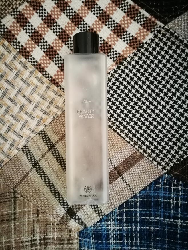 Review : Son and Park Beauty Water