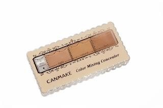 Canmake Color Mixing Concealer Review