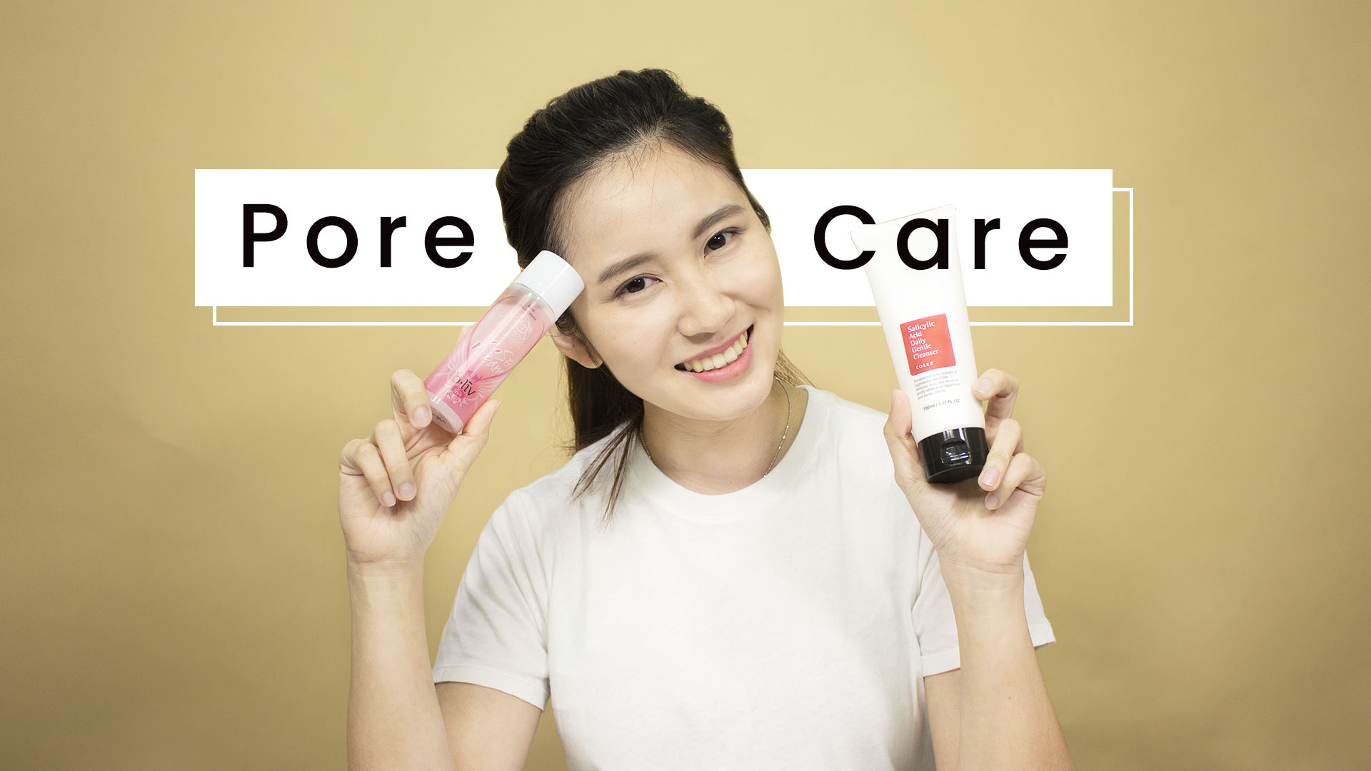 Products for Poreless Skin!