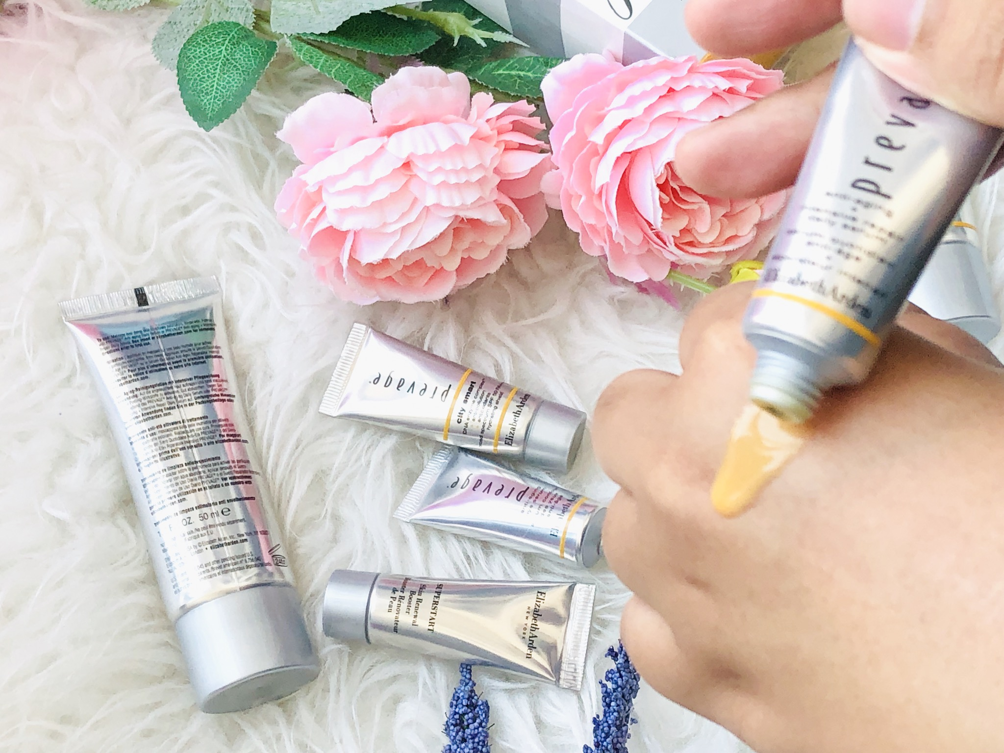Elizabeth Arden Prevage 6-Pcs Starter Kit Review