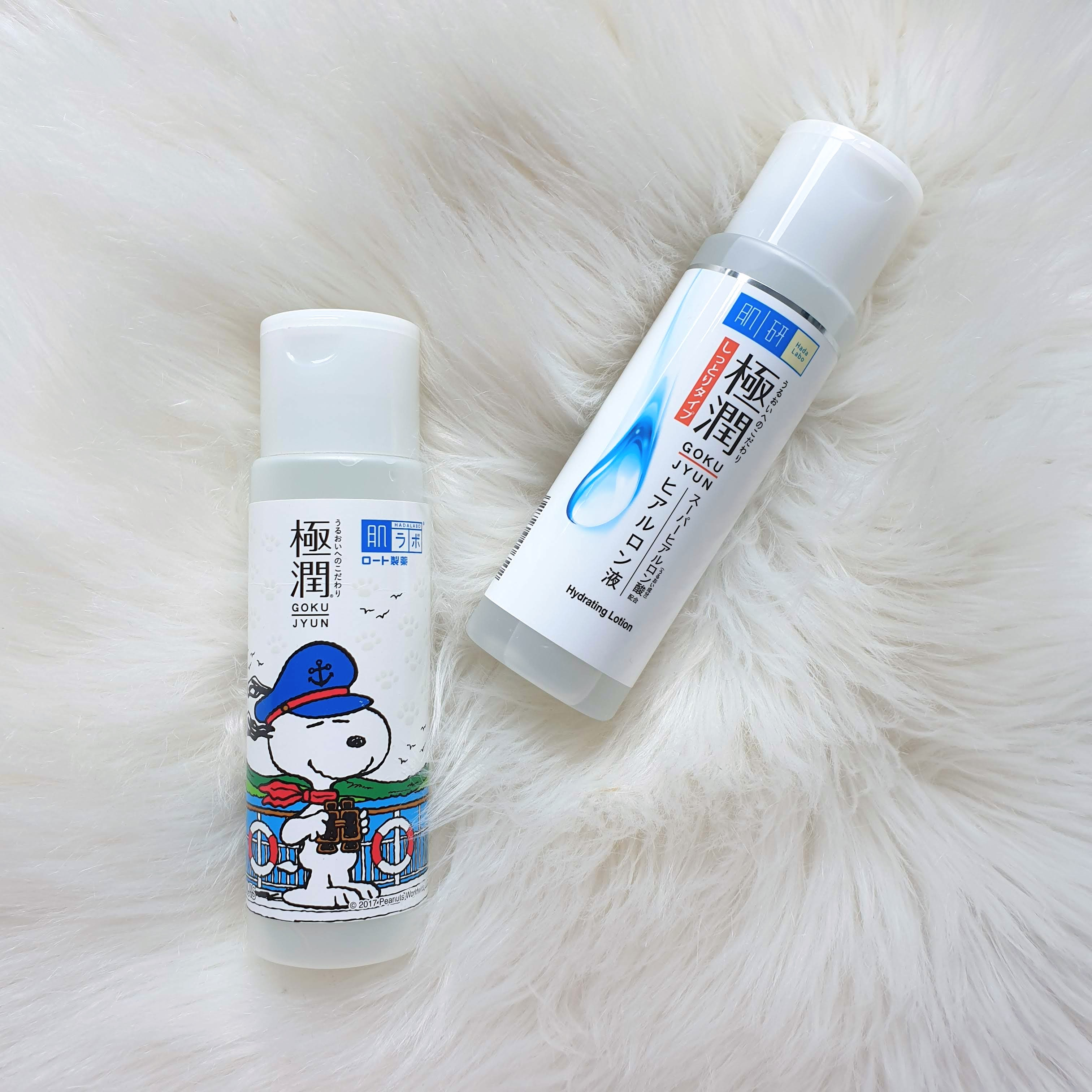 Hada Labo Super Hyaluronic Acid Hydrating Lotion Rich