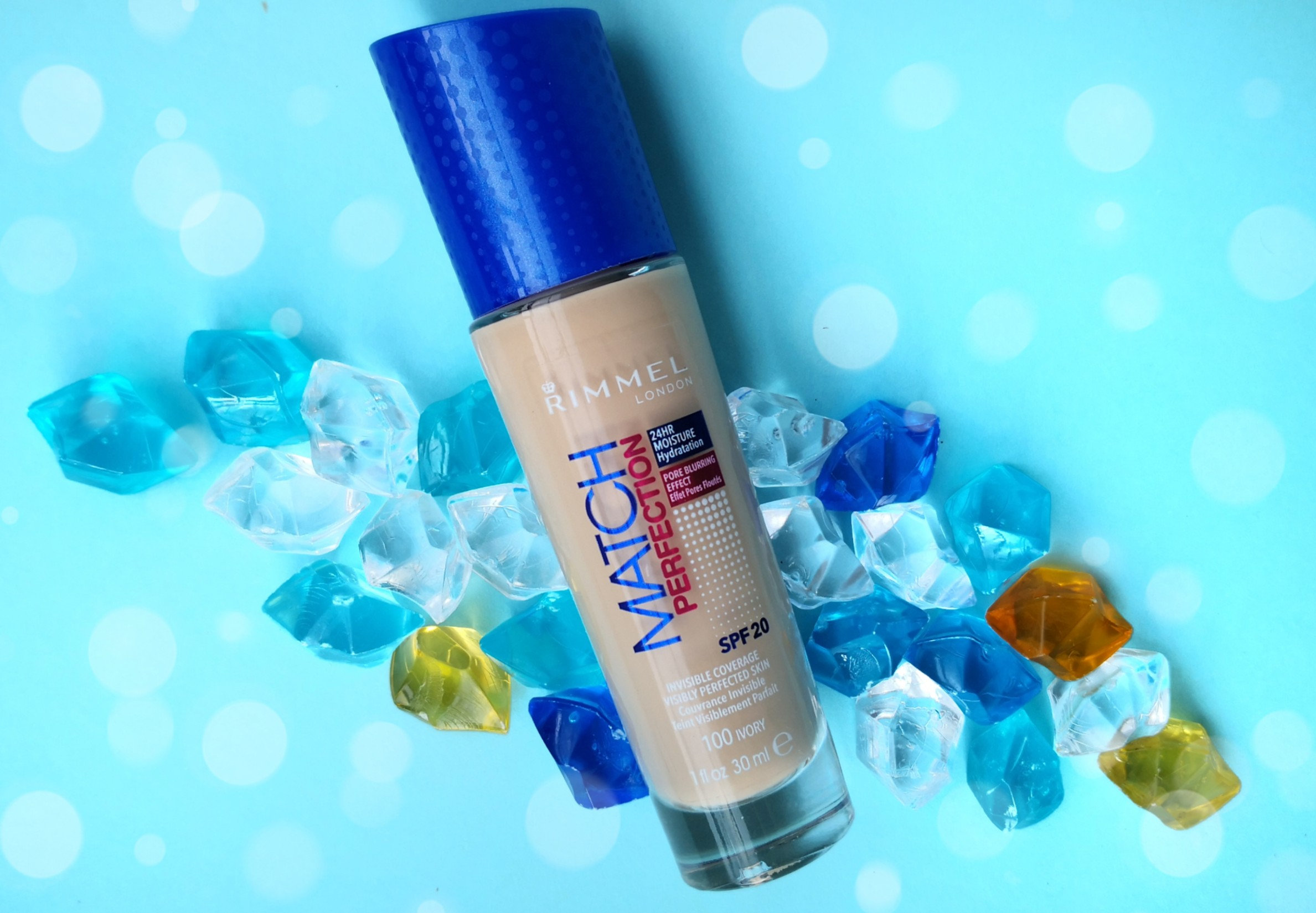 Rimmel Match Perfection Foundation Review